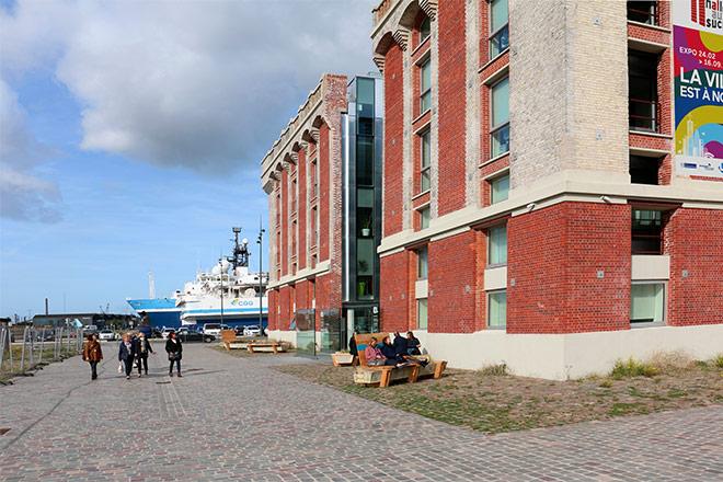 Halle aux sucres - Dunkerque